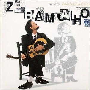 Download Baixar CD mp3 Zé Ramalho 20 Anos: Antologia Acústica