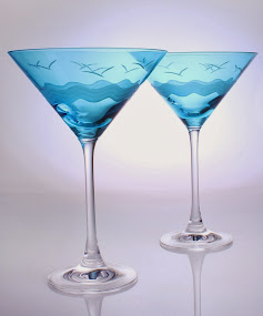 Seabreeze Glassware - New!