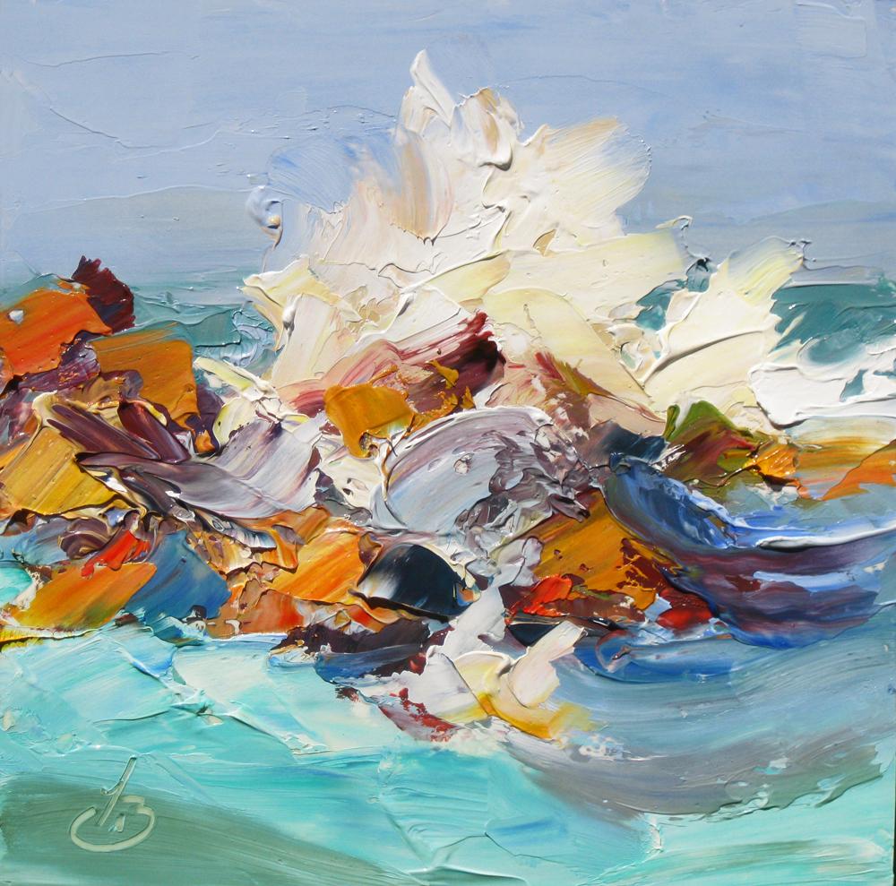 Tom brown fine art surf 1 sale tom brown original oil for Oil art for sale