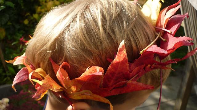 Blätterkronen