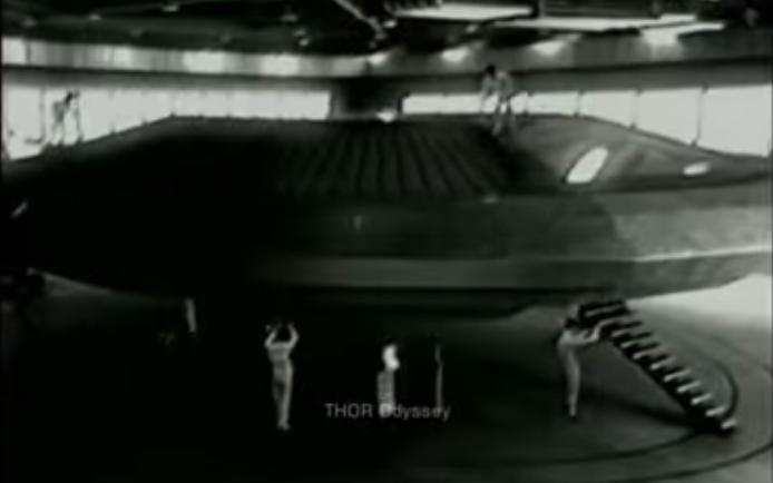 Encuentran fotos de OVNIS cerca del Área 51