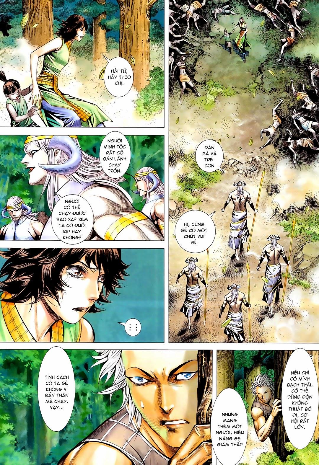 Phong Thần Ký Chap 171 - Trang 19
