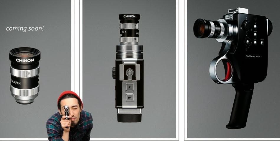 Chinon Bellami HD-1 Digital Super 8mm Cine Camera, Bellami HD-1, super 8mm camera, retro video camera, Full HD video, interchangeable lens, classic camera, Chinon Bellami HD-1