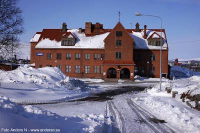 Kiruna Centralstation