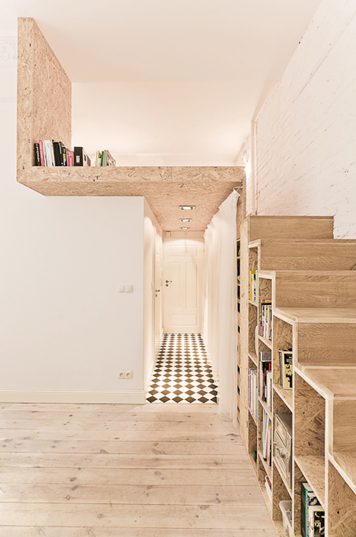 29 square meters apartment 3xa arquitects