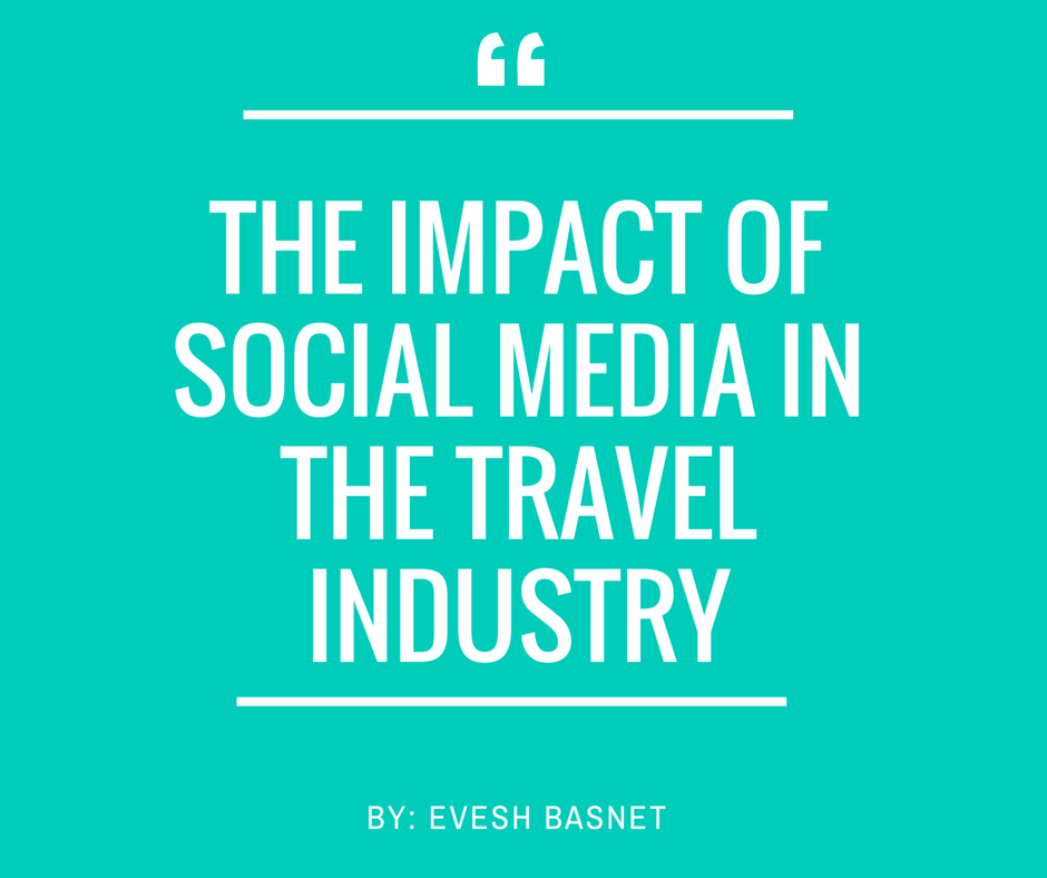 the impact social media have on