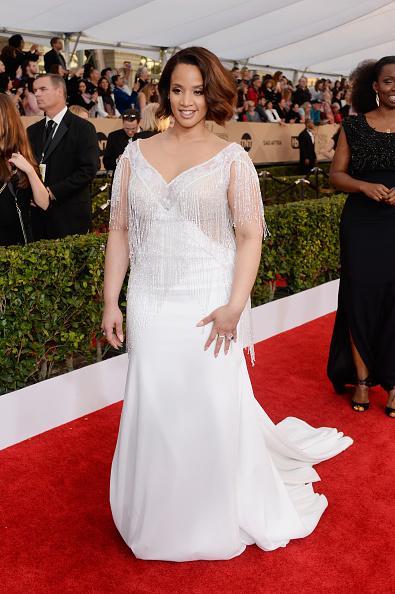 Actress Dascha Polanco Red Carpet