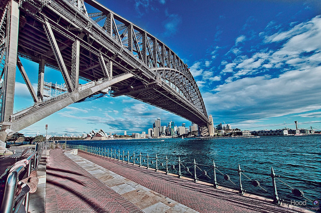 Things To Do In Sydney, Sydney Harbor Bridge