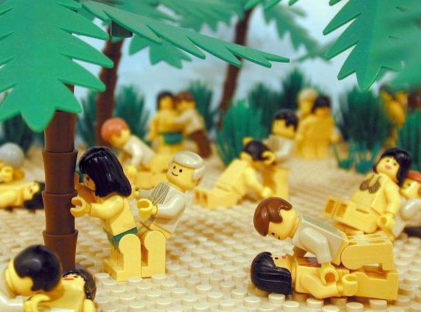 Lego Porno