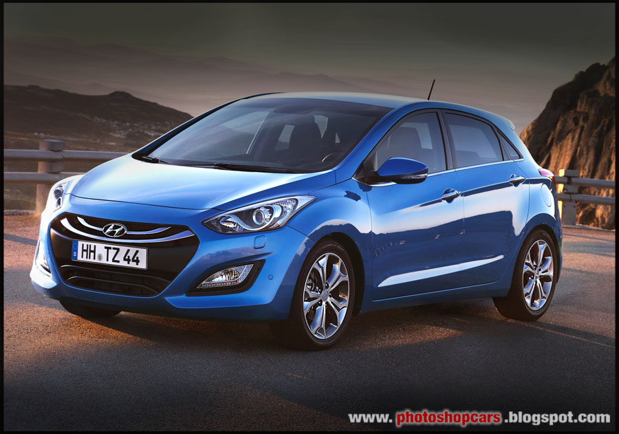 Novo Hyundai i30 2013