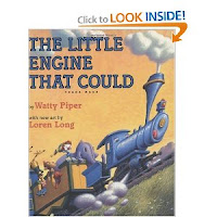 kid's books the little engine that could