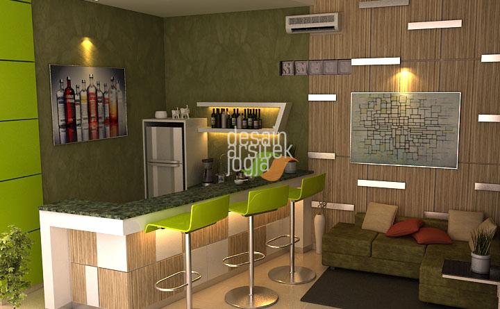 ... , dan Kontraktor Jogja: Desain Interior Mini Bar Minimalist Jogja