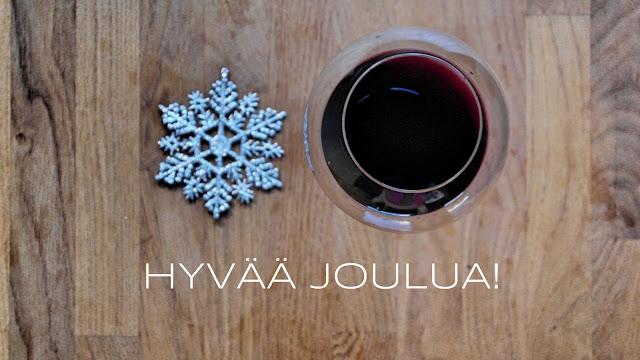 Punaista joulua! - www.blancdeblancs.fi
