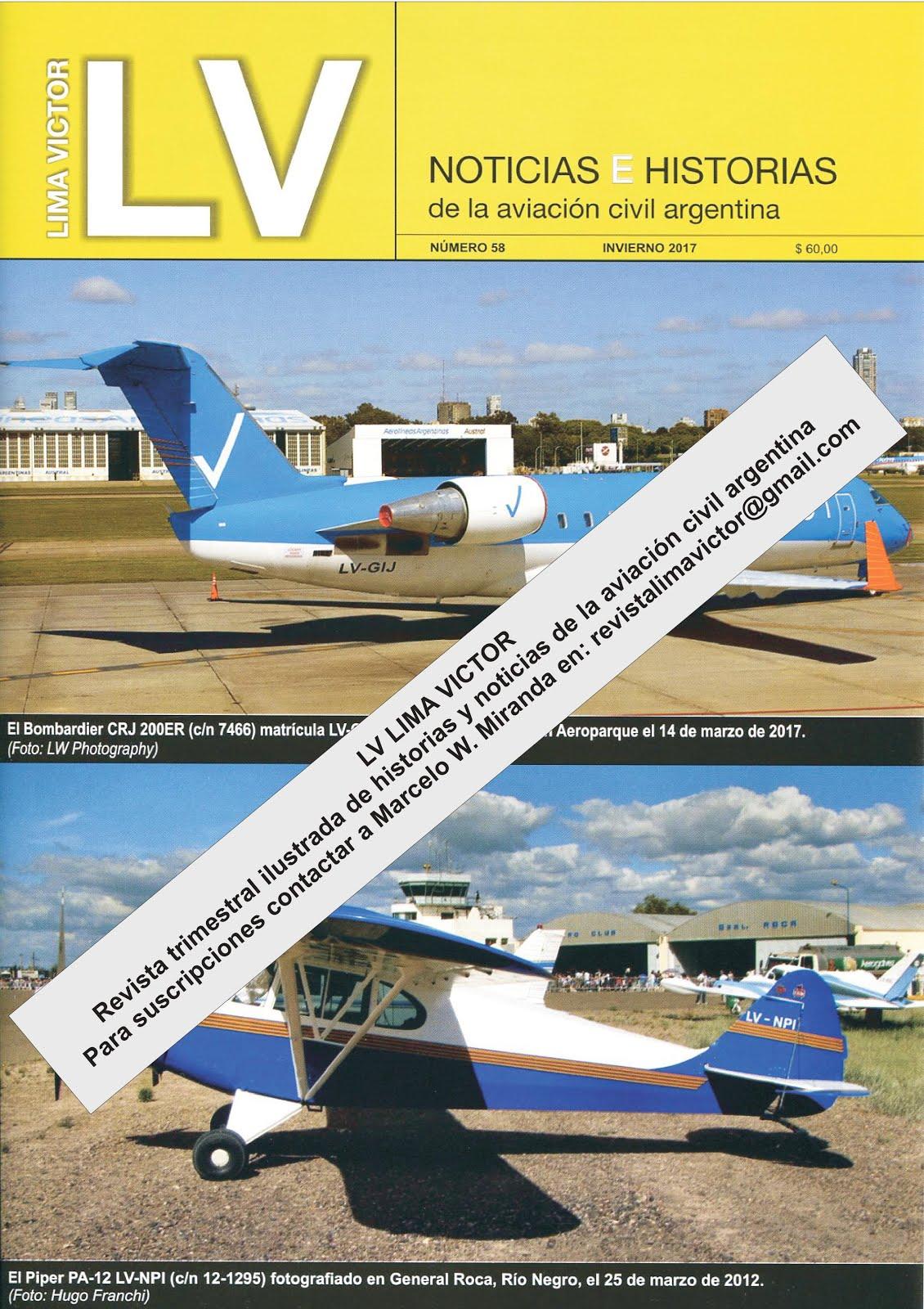 Suscribite a LIMA VICTOR: revistalimavictor@gmail.com