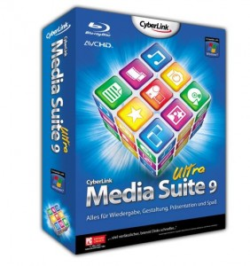 Cyberlink Media Suite Ultra v9.0.0.3706 Full Version