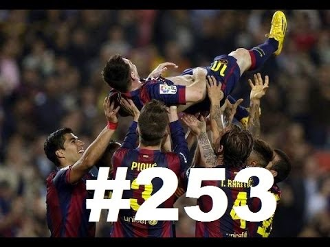 LEONEL MESSI ROMPE RECORDS