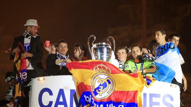 """FUTBOL UEFA Champions League- Las Claves de """"LA DECIMA""""."""