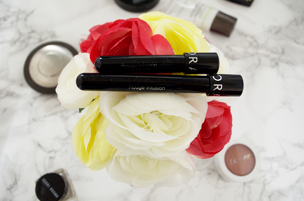 Sephora Rouge Infusion Lip Stain Peony Rosewood