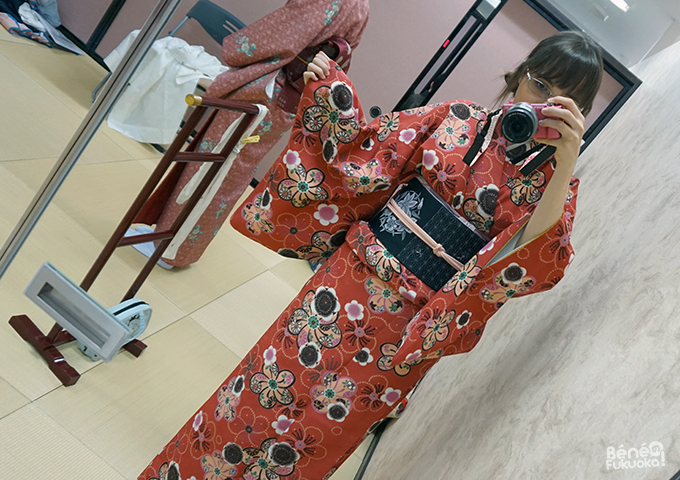 Cours de kitsuke