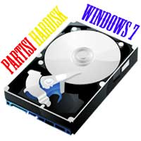 Cara Membagi dan Menggabungkan Partisi Hardisk di Windows 7
