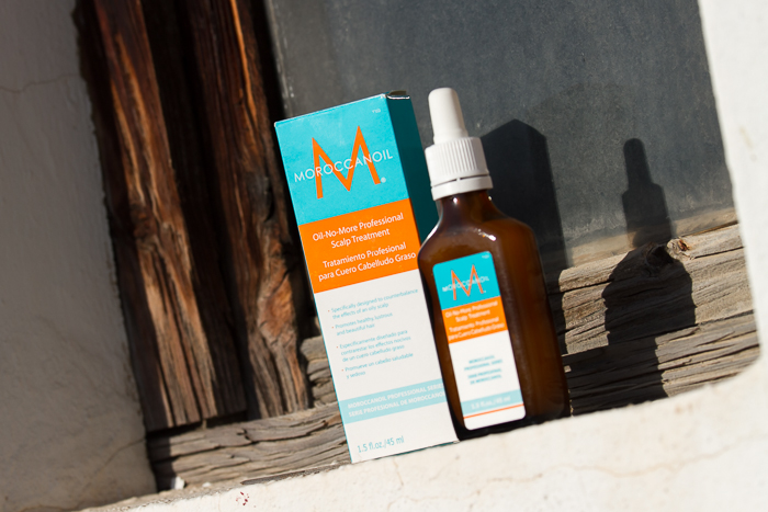 Oil-No-More Professional Oily Scalp Moroccanoil Treatment