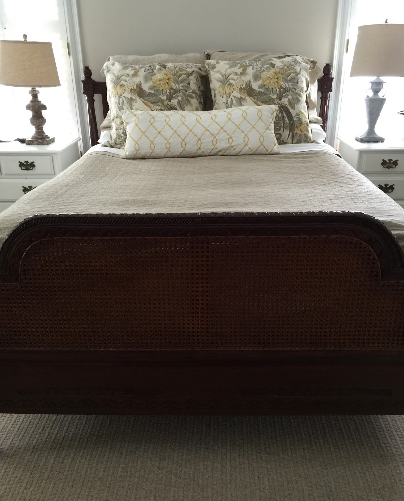 Designing Domesticity The Layered Bed Baby Steps