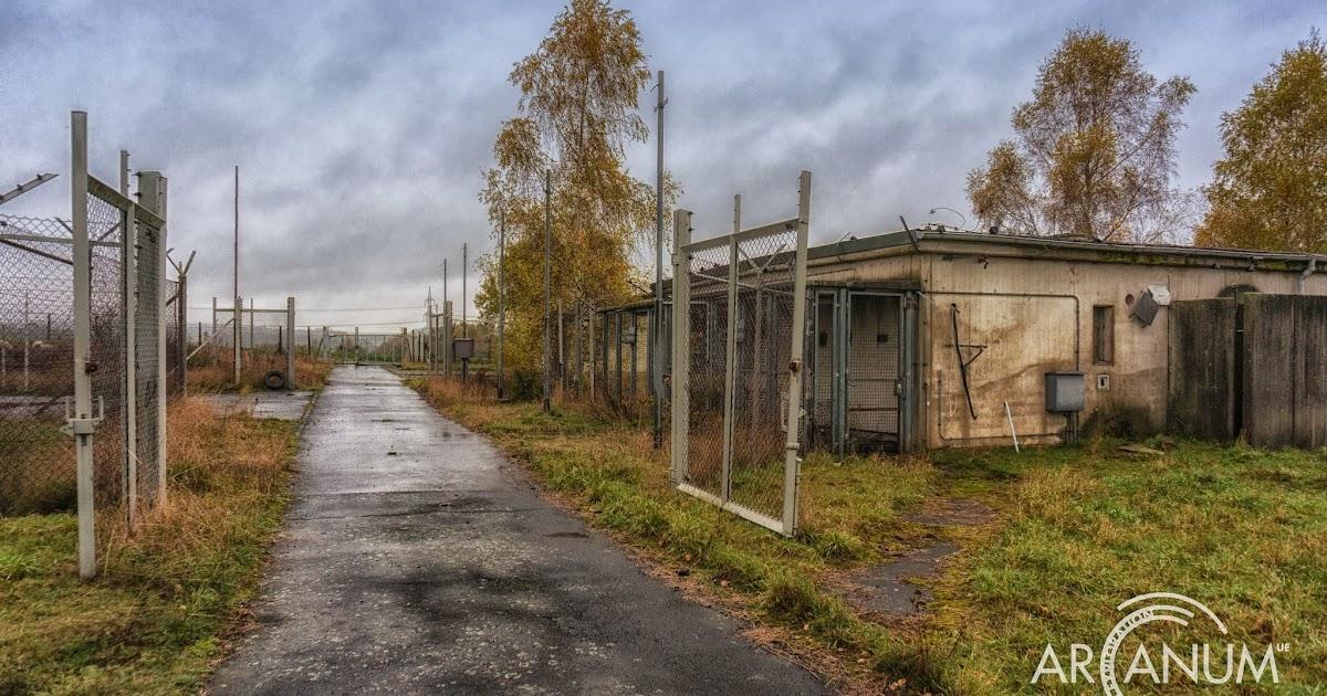 Arcanum Urban Exploration Remnants Of The Cold War