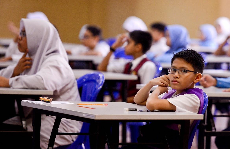 Ibu bapa mahu pelajar dikecuali dari duduki semula UPSR