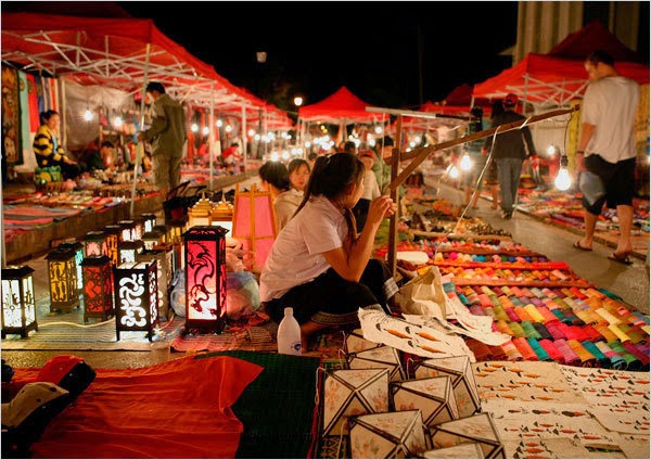 Luang Prabang travel 1