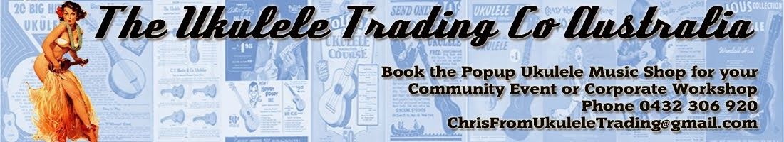 The Ukulele Trading Co Australia