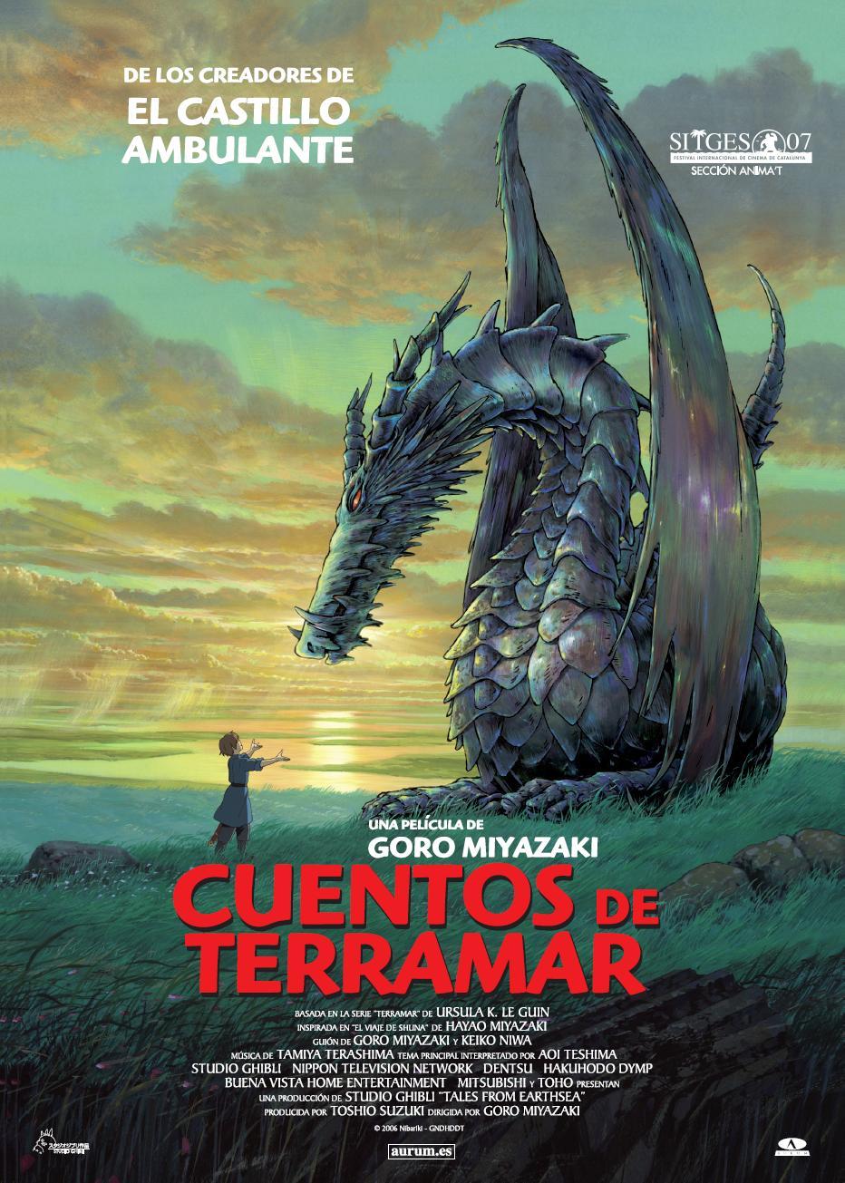 Cuentos de Terramar (2006)