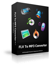 Download FLV To MP3 Converter with serial key
