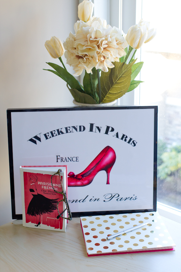Photo of Parisienne French: Chic Phrases, Slang and Style by Rhianna Jones