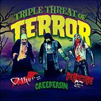 Triple Threat of Terror: Others, Creepersin, DieMonsterDie CD Review (MVD)