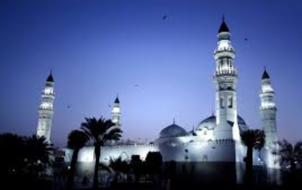 Perjalanan Menuju Masjid