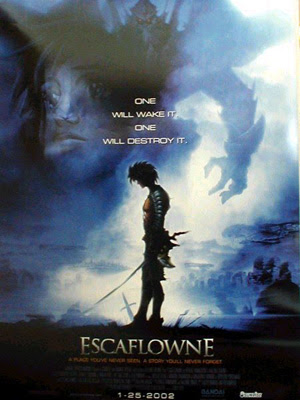 Escaflowne - La película  (2011)