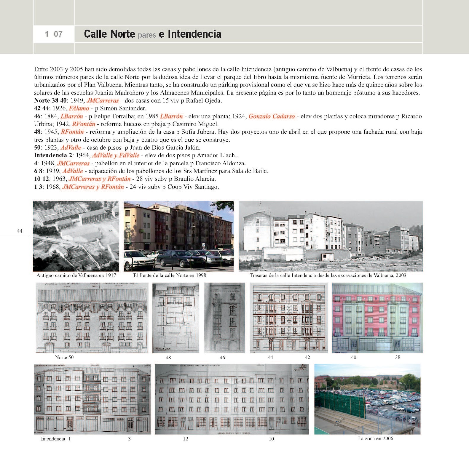 Guia de arquitectura de logro o paginas calle for Paginas arquitectura