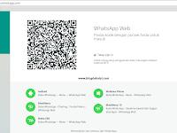 Cara Mudah Menggunakan WhatsApp Versi Web di PC/Laptop