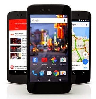 Spesifikasi HP Android One