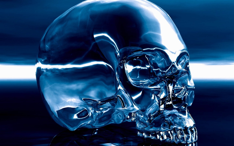 amazing skull wallpaper hq
