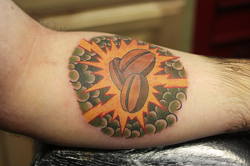 5358156799 f5e6cd448a #tattoofriday   Coffeelovers