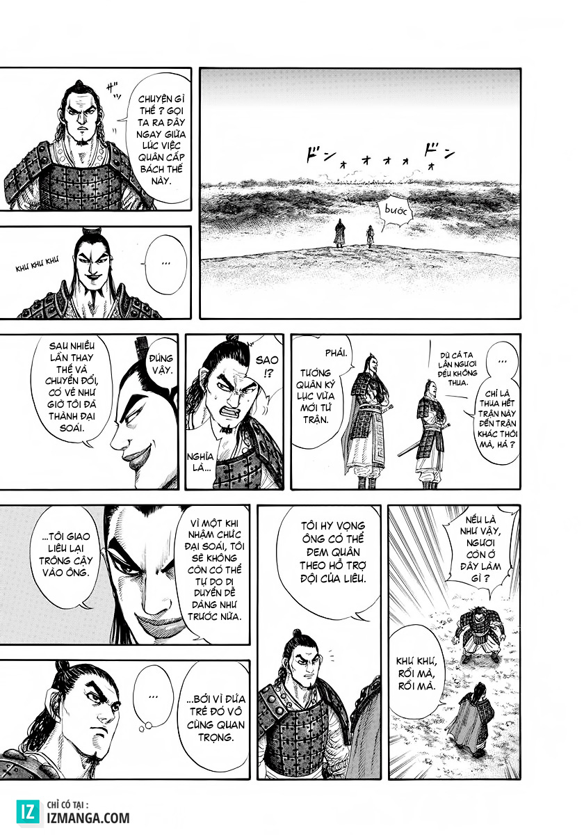 Kingdom - Vương Giả Thiên Hạ Chapter 163 page 16 - IZTruyenTranh.com