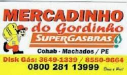 MERCADINHO DO GORDINHO