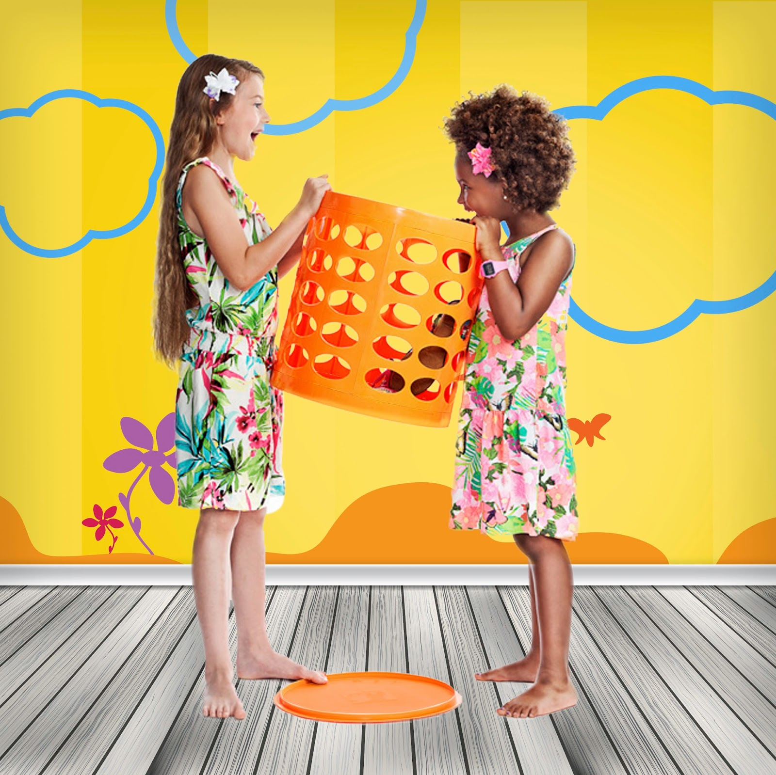 Otto Storage: How to Live in Harmony with Kids' Toys