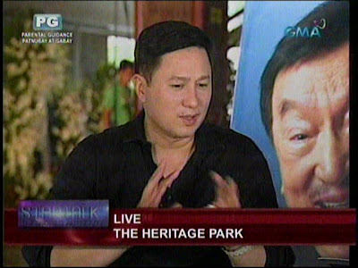 Eric Quizon Live Interview July 14 2012 Episode Replay