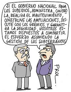 Macri, la Ciudad no es tu empresa
