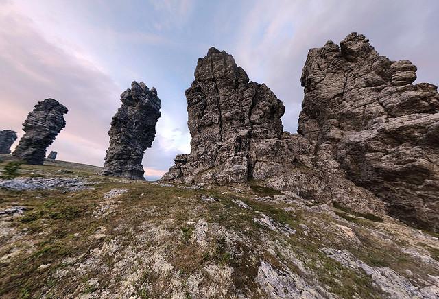 Top 5: pedras gigantes