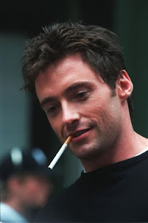 hugh jackman smoking
