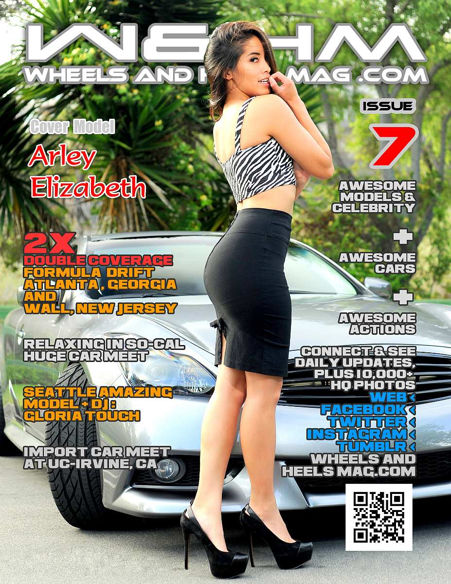 Wheels and Heels Magazine Issue 7