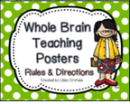 http://www.teacherspayteachers.com/Product/Whole-Brain-Teaching-Posters-Bright-Polka-Dot-830148